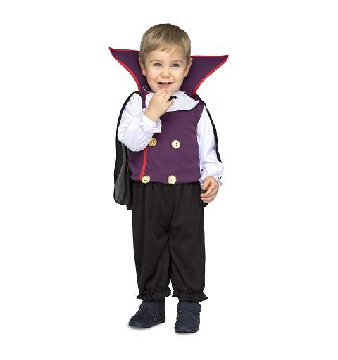 Disfraz Vampiro Bebé Niño