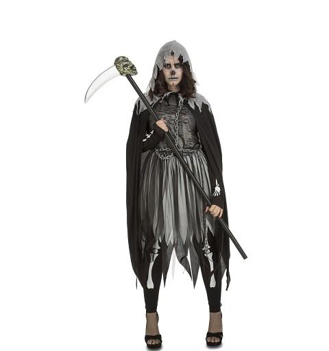 Disfraz Ejecutora Esqueleto...