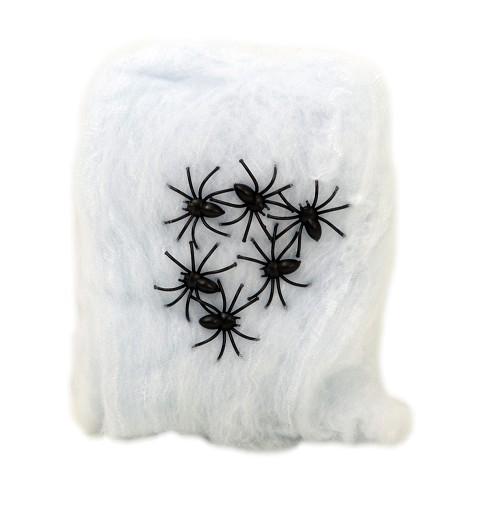 Tela De Araña Blanca de 80 gr