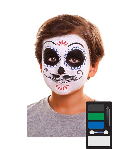 Kit Maquillaje Infantil Día...