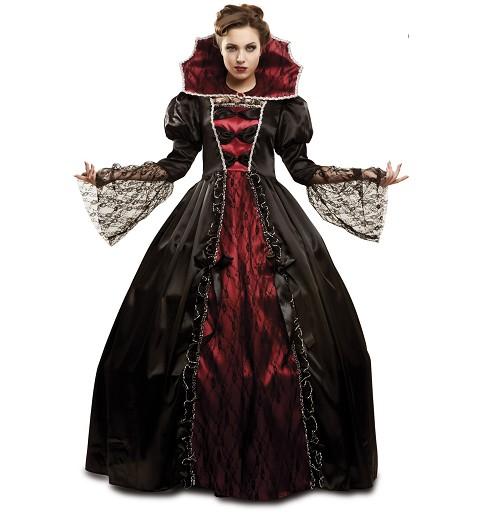 Disfraz Vampira De Luxe Mujer