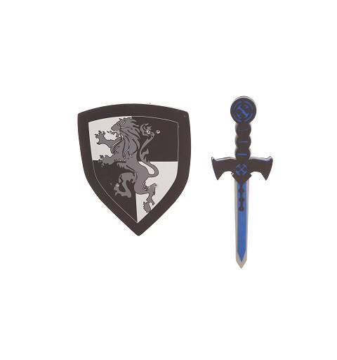 Escudo y Espada León. Goma Eva