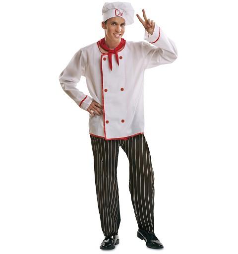 Disfraz Cocinero Hombre