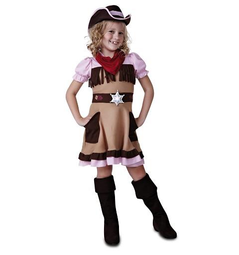 Disfraz Cowgirl Niña