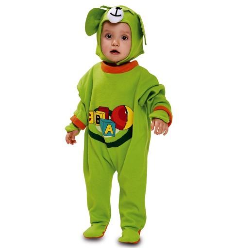 Disfraz Osito Juego Bebé Cubos