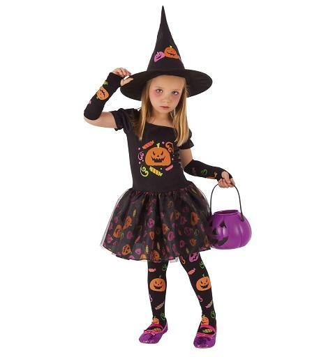 Disfraz Bruja Candy Infantil
