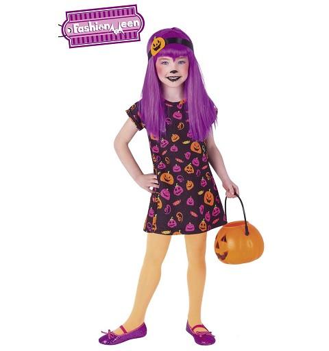Disfraz de Calabaza Candy...