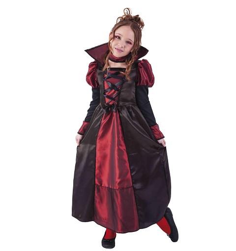 Disfraz Miss Drakula Infantil