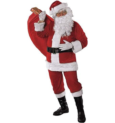 Disfraz de Papa Noel...