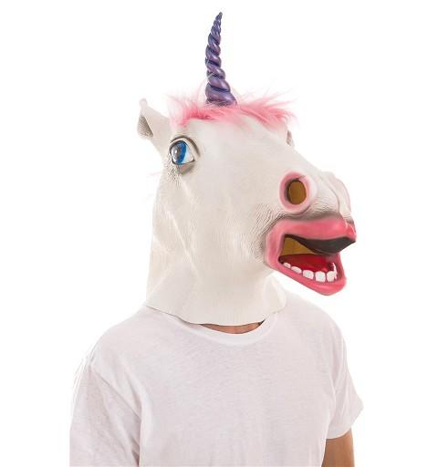 Máscara Unicornio Grande