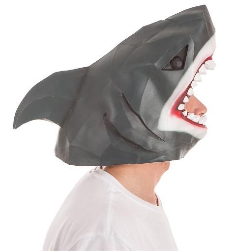 Máscara Tiburón Gris