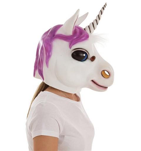 Máscara Unicornio Mediana