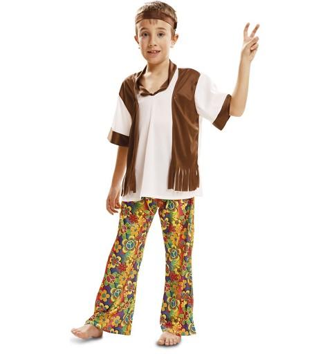 Disfraz Happy Hippie Chico