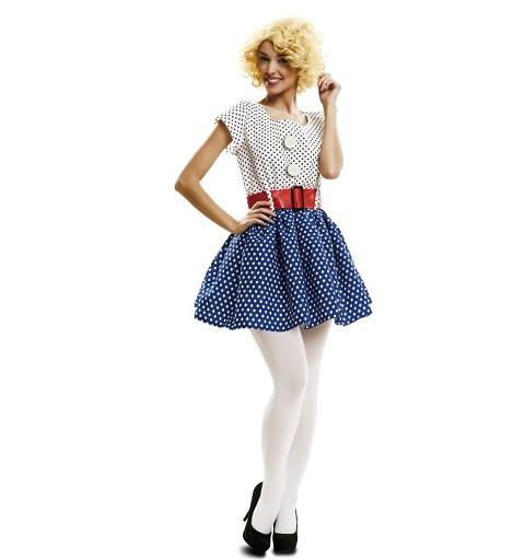 Disfraz Pop Art Mujer