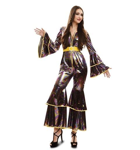 Disfraz Disco Lady Mujer