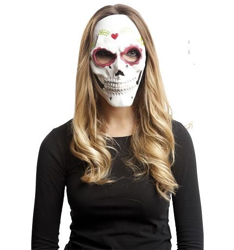 Media Máscara de Catrina...