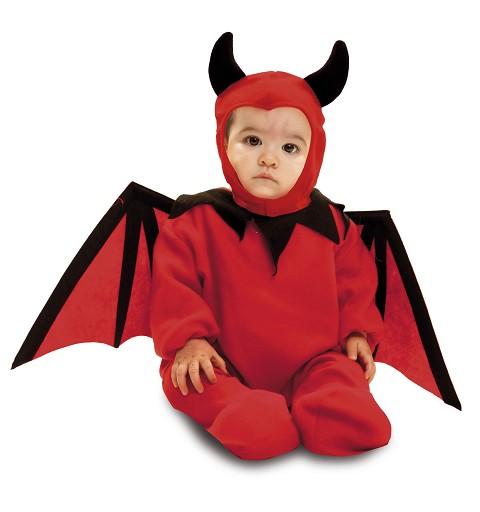 Disfraz Diablillo Bebé Unisex