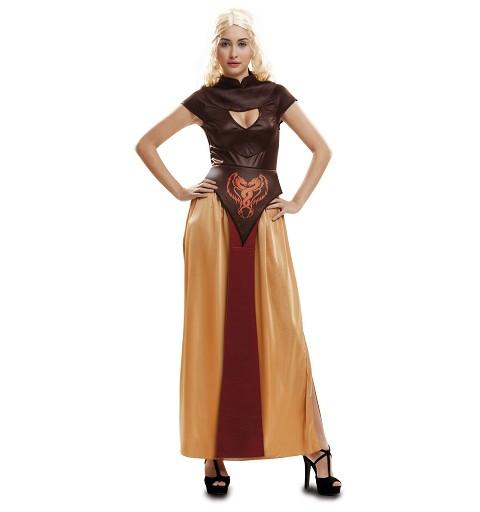 Disfraz de Reina Dragón...