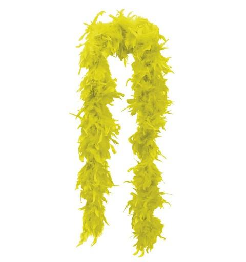 Boa  Amarilla de 150 cm
