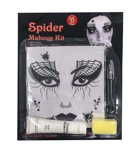 Maquillaje Spider