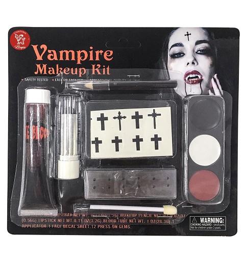 Maquillaje Vampira Gótica