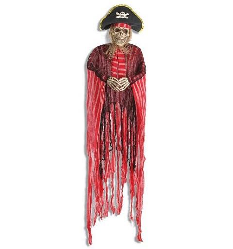 Colgante Esqueleto Bucanero 153 Cm