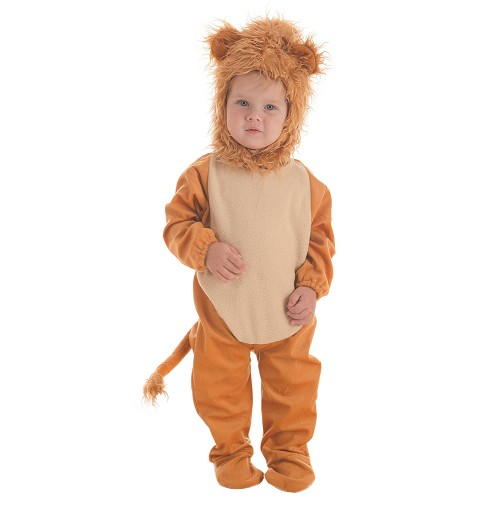 Disfraz León Peluche Bebé