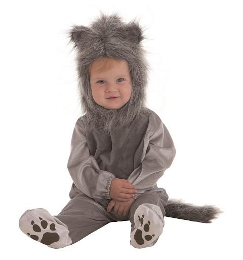 Disfraz Gatito Peluche Bebé