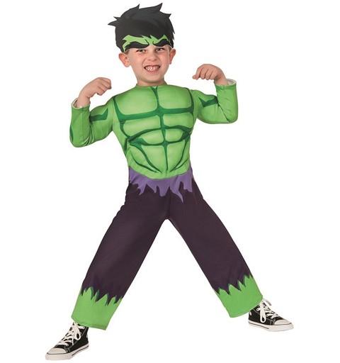 Disfraz Musculoso Verde...