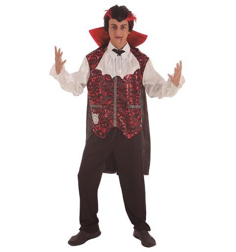 Disfraz Vampiro Arabescos...