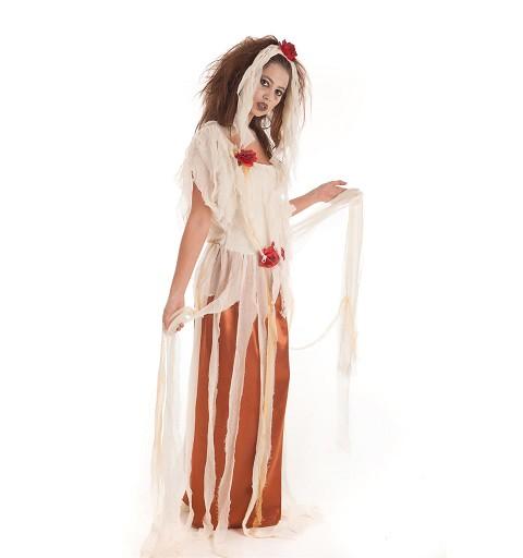 Disfraz Novia Cadáver Adulto