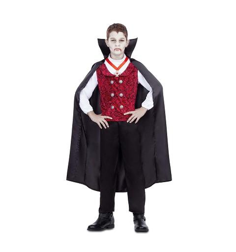 Disfraz Vampiro Clásico Niño