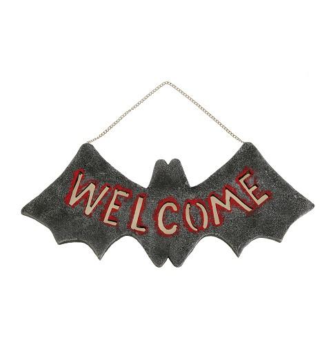 Placa Welcome 51X24
