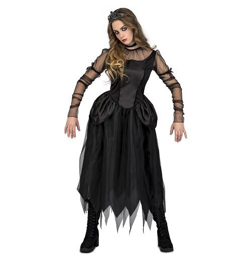 Disfraz Damisela Gótica Mujer