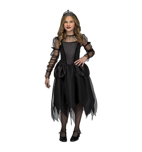Disfraz Damisela Gótica Niña