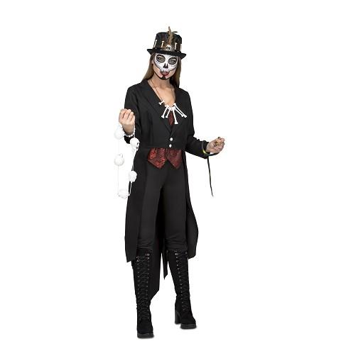 Disfraz Voodo Master Mujer