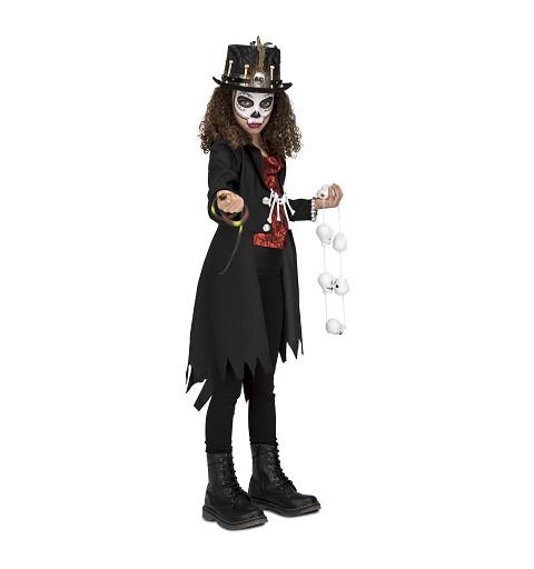 Disfraz Voodoo  Master Niña