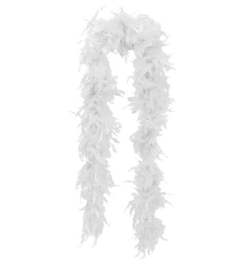 Boa Marabú  Blanca de 180 gr