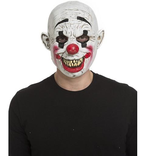 Máscara Payaso Diabólico...