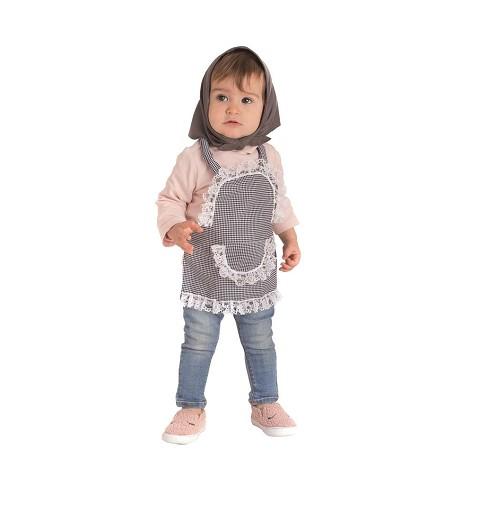Disfraz Castañera Vichi Bebé