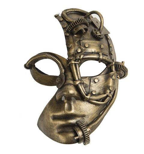 Máscara de Steampunk para...