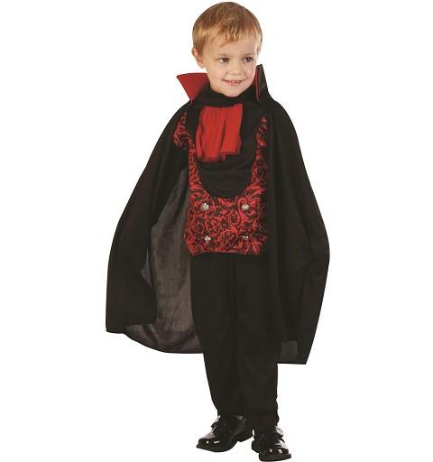 Disfraz Vampiro Danubio Bebé