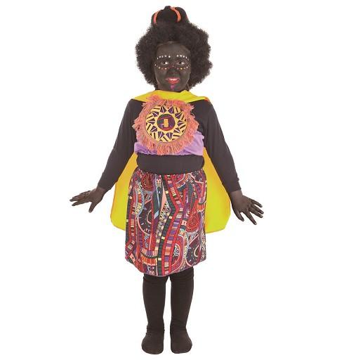 Disfraz de Africana Selva...