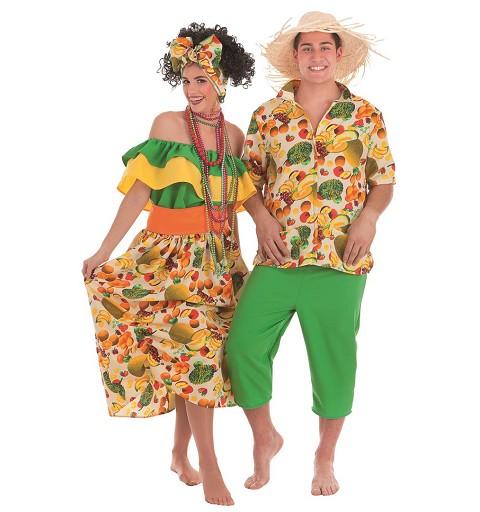 Disfraz de Cubano Frutas...