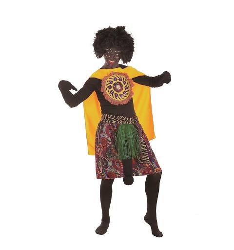 Disfraz de Africano Selva...