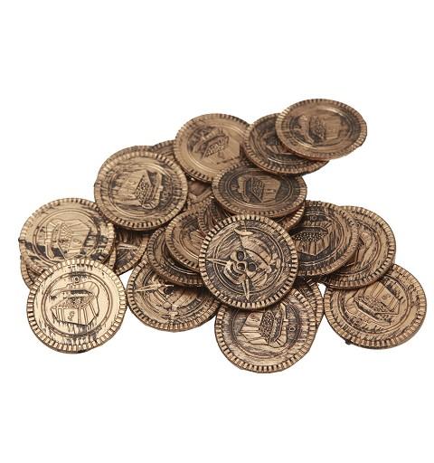 Monedas de Pirata