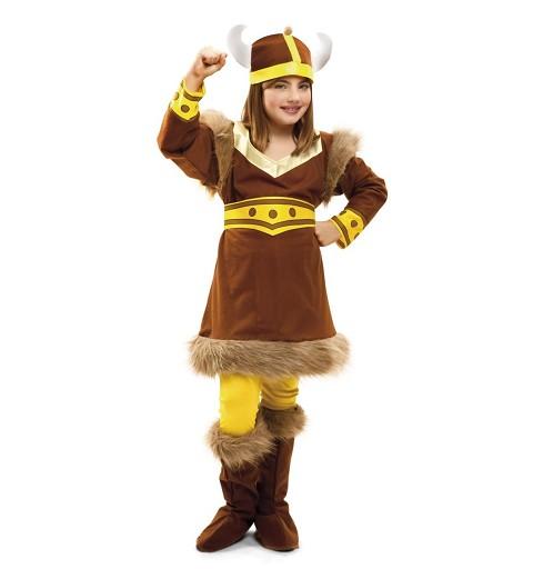 Disfraz de Vikinga Del...