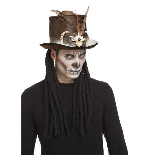 Chistera de Voodoo Broche