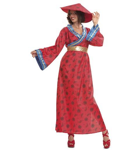 Disfraz Vestido de China...