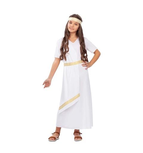 Disfraz de Romana Blanca...